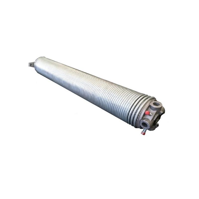 molla a torsione assemblata per porta sezionale diametro interno 95 mm, filo 8 mm